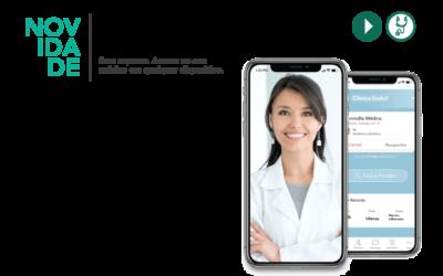 Médico online acesso direto em minutos!